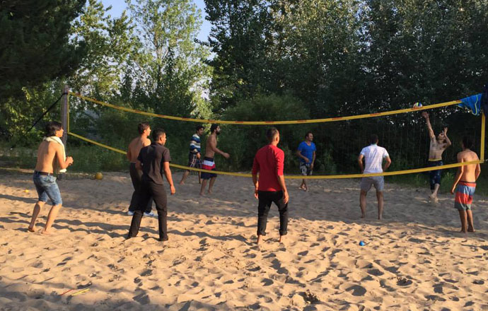 VolleyBall_Elbecamp